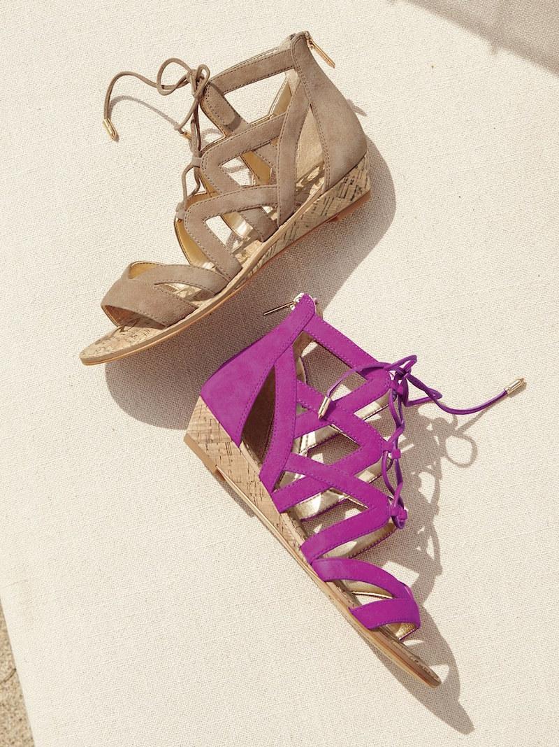 Sam Edelman Dawson Lace-Up Sandal