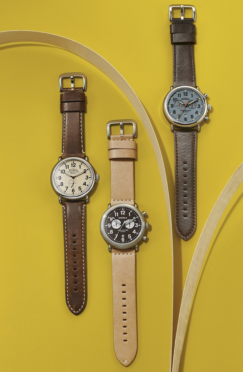 Shinola Watches Gift for Holiday
