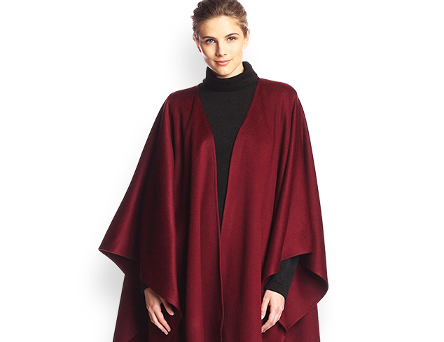 Sofia Cashmere Capes at MYHABIT