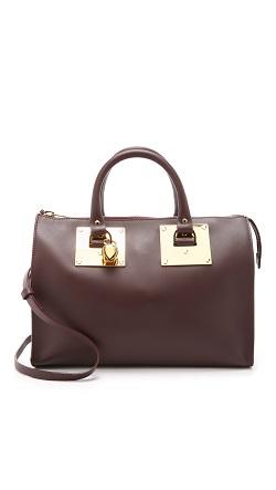 Sophie Hulme Bowling Bag