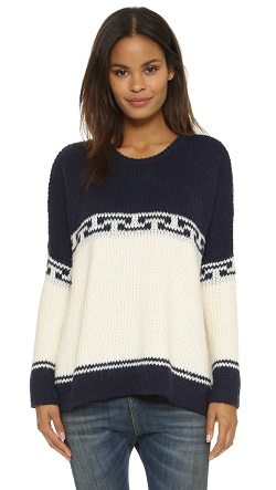 THE GREAT. The Lodge Sweater