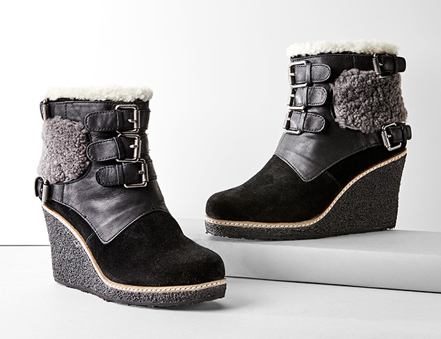 Take On the Cold Winter Boots & Shoes at MYHABIT