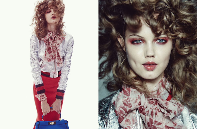The Age of The Individualist Lindsey Wixson for The EDIT_5