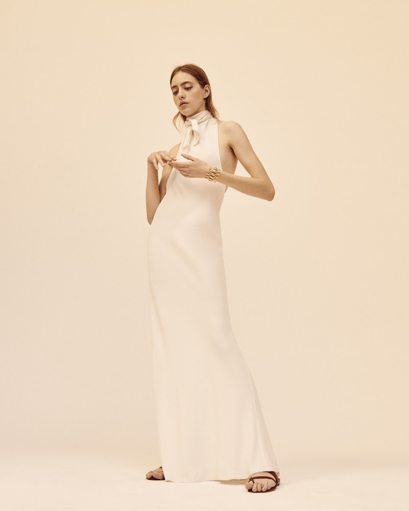 The Row Crepe Kailal Gown