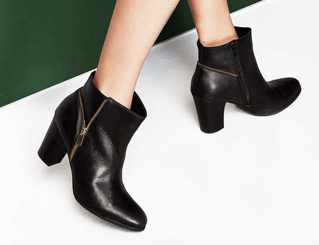 The Shoe Shop Ankle Boots & Booties at MYHABIT
