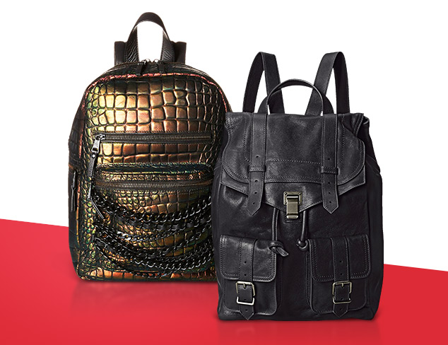 The Updated Backpack at MYHABIT