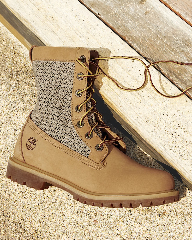 Timberland Authentic Lace-Up Boot