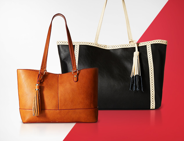Under $75 Handbags feat. Big Buddha at MYHABIT