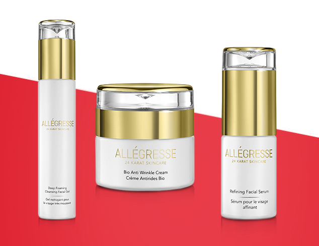 Up to 80 Off Allégresse 24K Skincare at MYHABIT