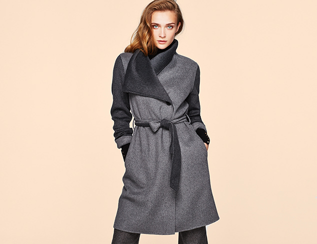 Vera Wang Outerwear at MYHABIT