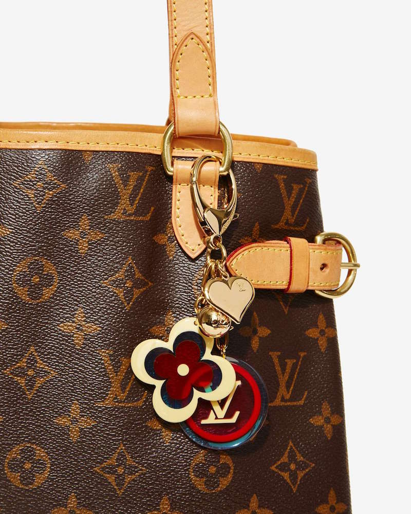 Vintage Louis Vuitton Bijou Candy Bag Charm