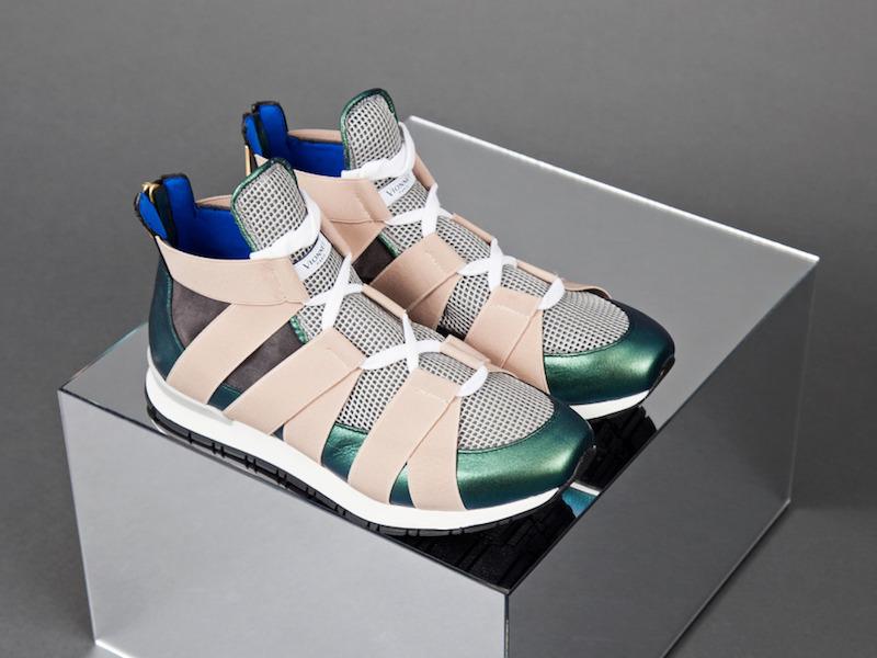 Vionnet Borealis High Sneaker