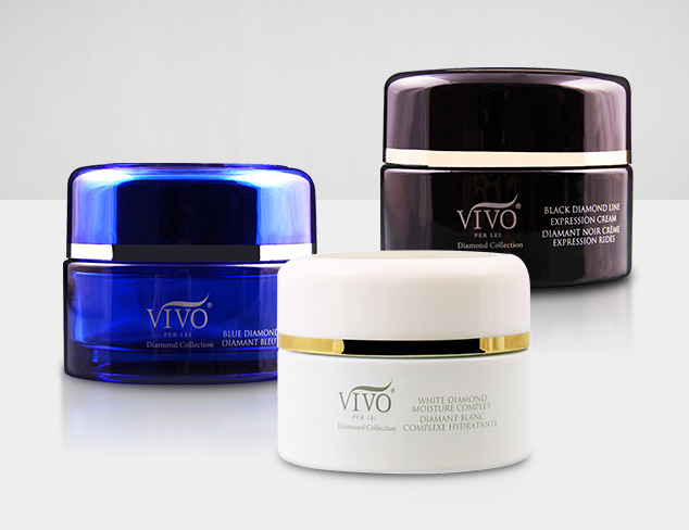 Vivo Per Lei Diamond Skincare at MYHABIT