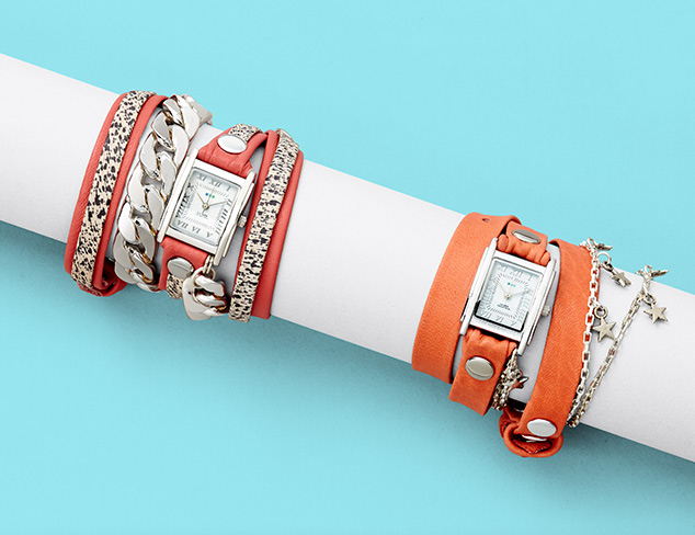 Watches for Her feat. Kate Spade at MYHABIT