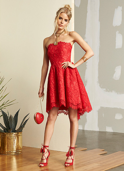 X by NBD Isabelle Dress