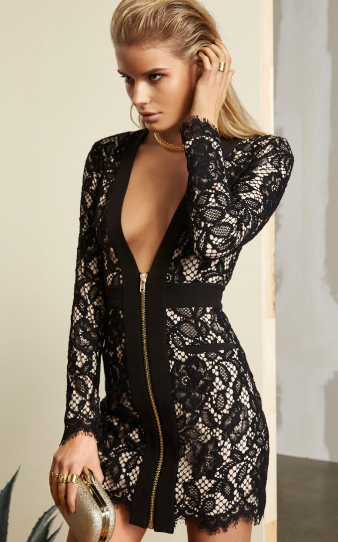 X by NBD Victoria Dress