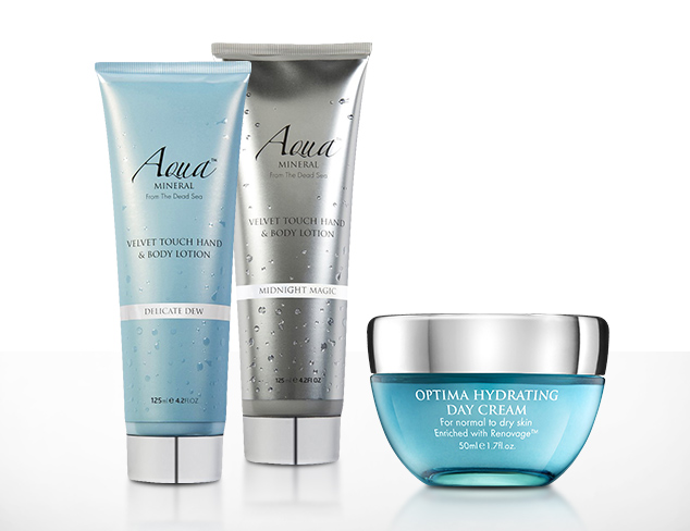75 Off Aqua Mineral Dead Sea Skincare at MYHABIT
