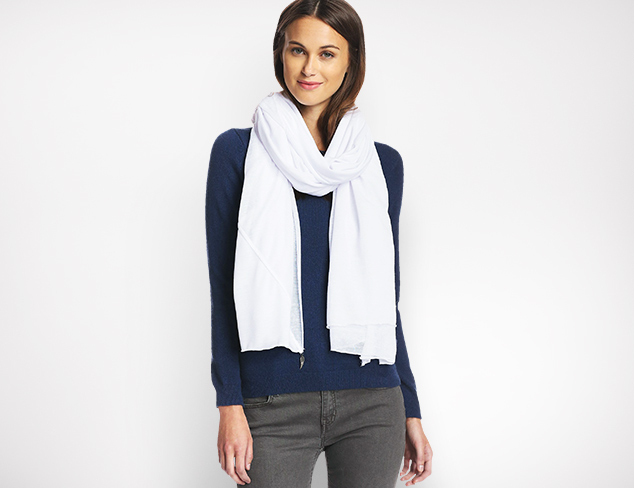 Accent Yourself Scarves at MYHABIT