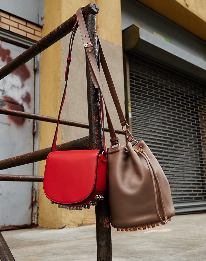 Alexander Wang Alpha Bucket Bag