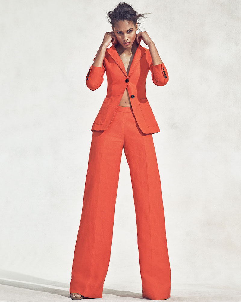 Altuzarra High-Waist Wide-Leg Pants