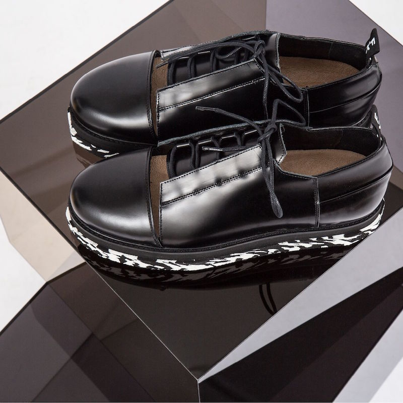 Anne Sofie Madsen x Farewell Footwear Leather Derby Shoes