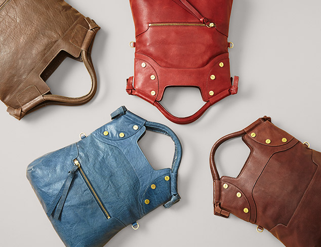 Best Bags feat. Foley + Corinna at MYHABIT