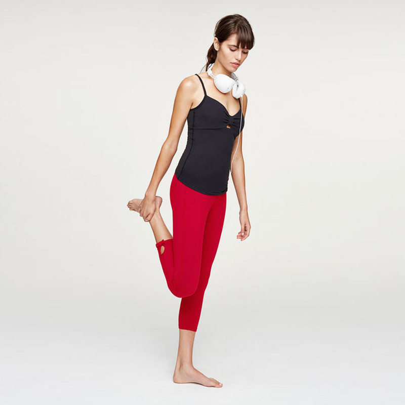 Beyond Yoga High Waist Bow Capri Legging
