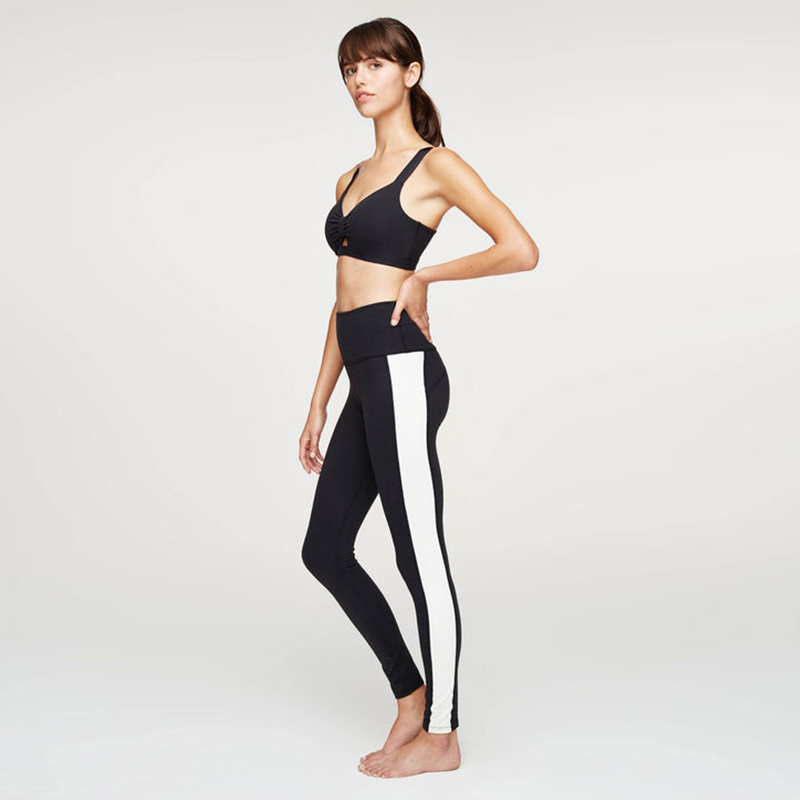 Beyond Yoga Tuxedo High Waist Long Legging