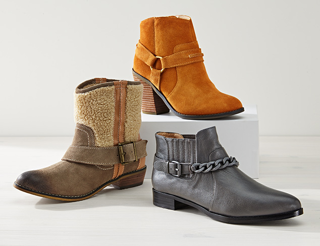 Booties & More feat. Joe's Jeans at MYHABIT