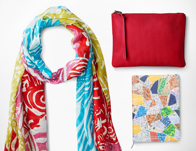 Brighten Up Colorful Accessories at MYHABIT