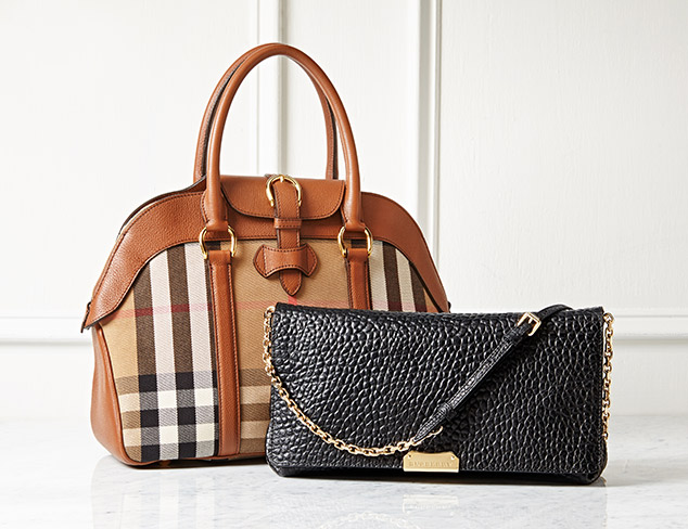 Burberry Handbags & Shoes at MYHABIT