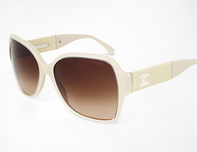 Chic Shades feat. Chanel & Burberry at MYHABIT