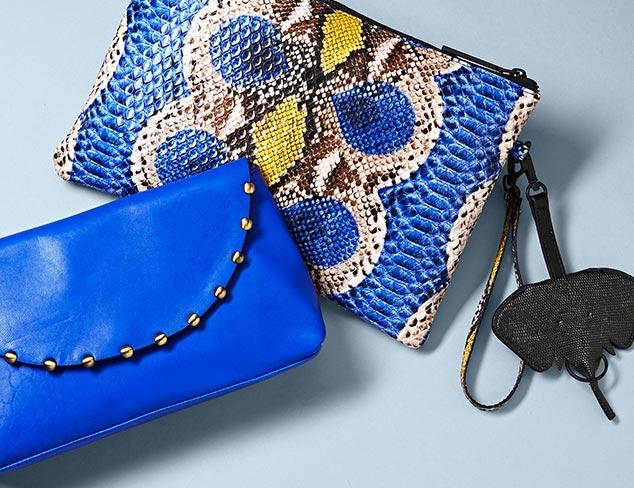 Christian Siriano New York & Cynthia Rowley Handbags at MYHABIT