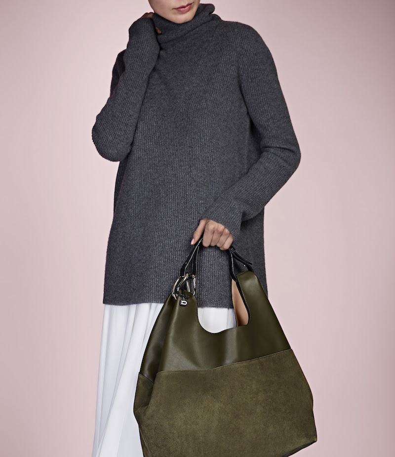 Delvaux Givry With Me Shoulder Bag