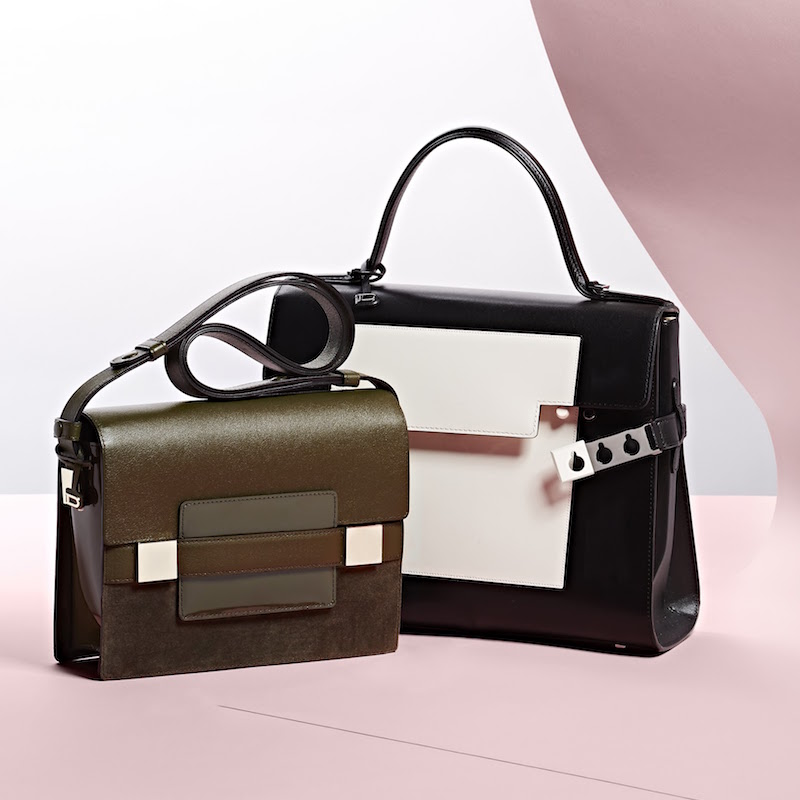 Delvaux Madame PM Shoulder Bag