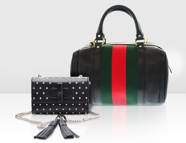 Designer Handbags feat. Gucci at MYHABIT