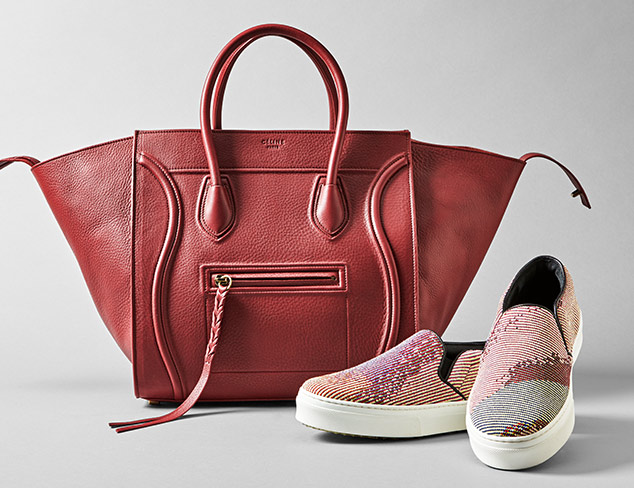 Designer Shoes & Bags feat. Céline at MYHABIT