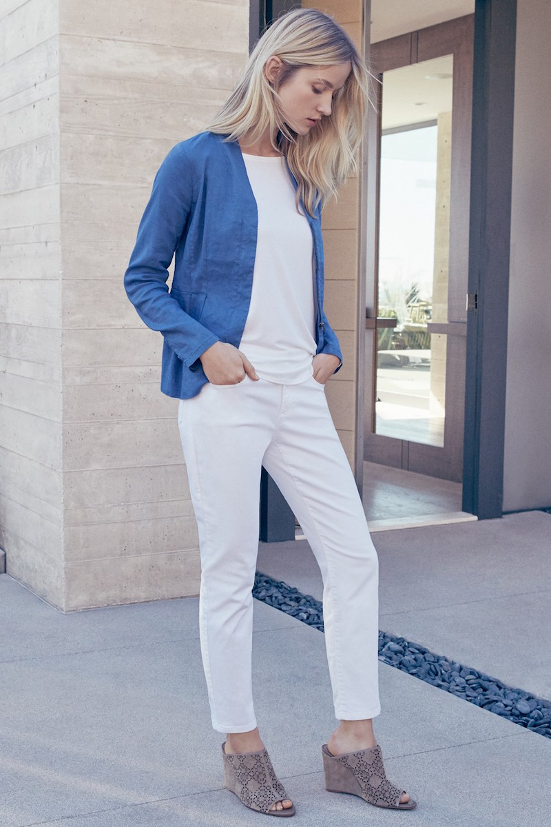 Eileen Fisher Resort 2016 Lookbook At Nordstrom Nawo