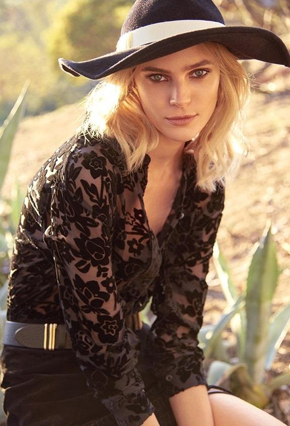 Eugenia Kim Mae Hat