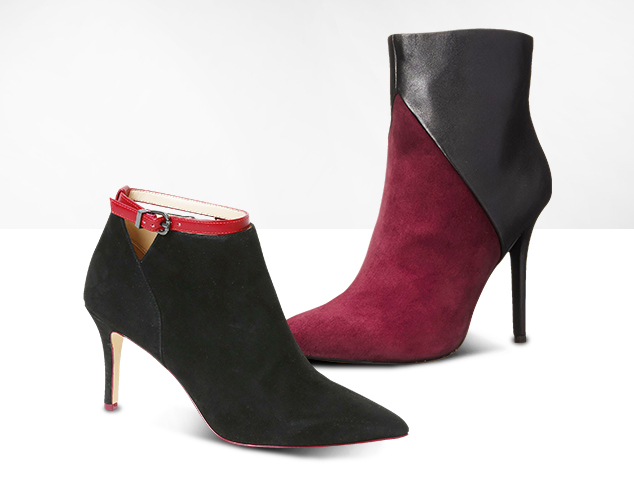 Evening Alternative Ankle Booties at MYHABIT
