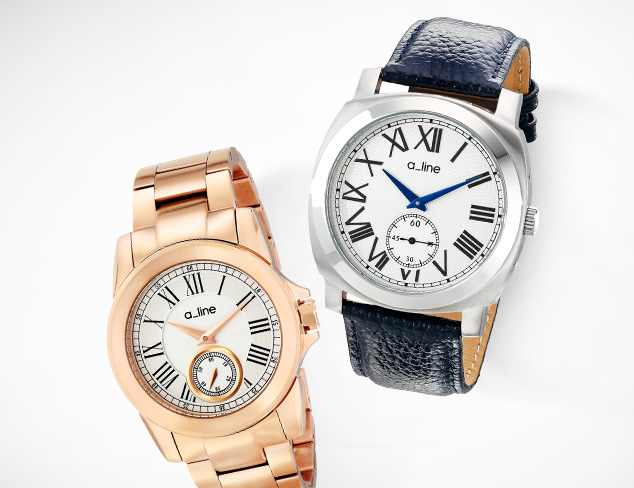Everyday Elegance Watches at MYHABIT