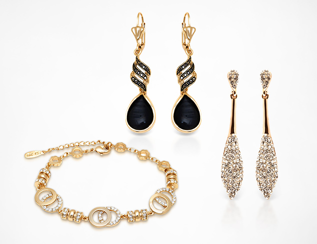 Fall In Love Brazilian Gold Jewelry at MYHABIT
