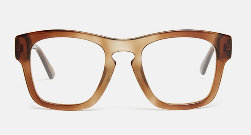 Gucci Square-framed glasses