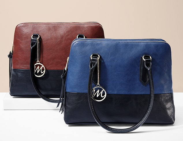 Handbag Classics feat. Adrienne Vittadini at MYHABIT
