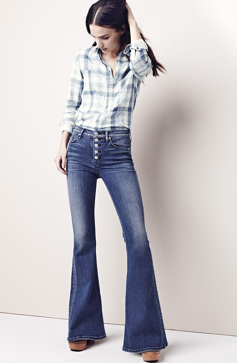 Hudson Jeans Jodi High Rise Flare Jeans