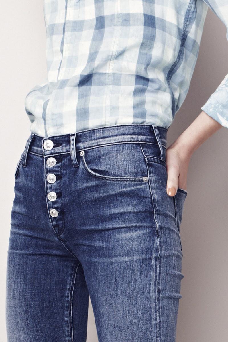 Hudson Jeans Jodi High Rise Flare Jeans_1