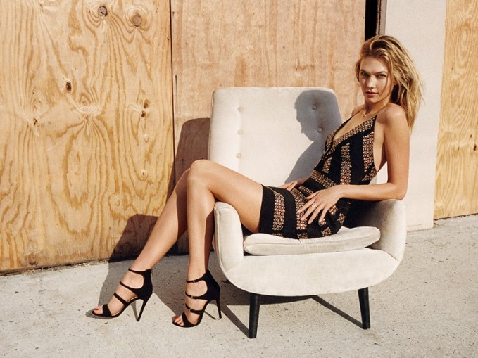 Karlie Kloss x Topshop 11