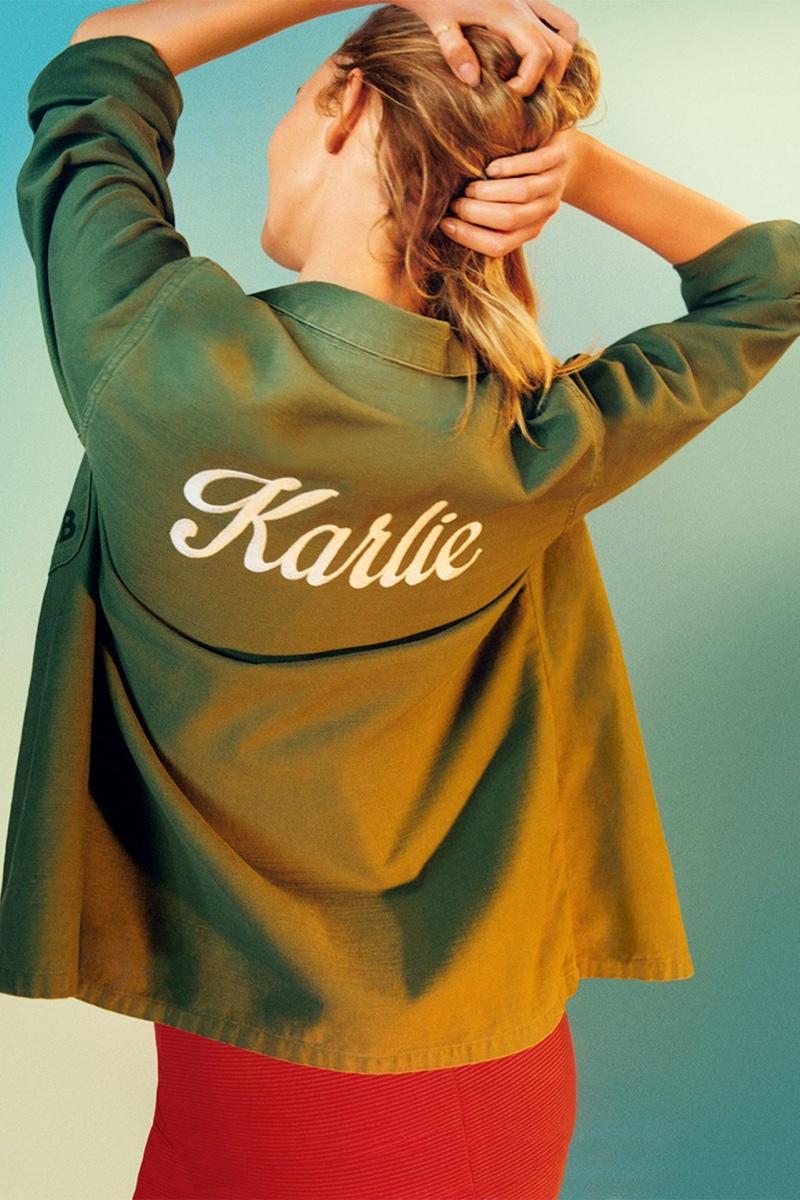 Karlie Kloss x Topshop 2