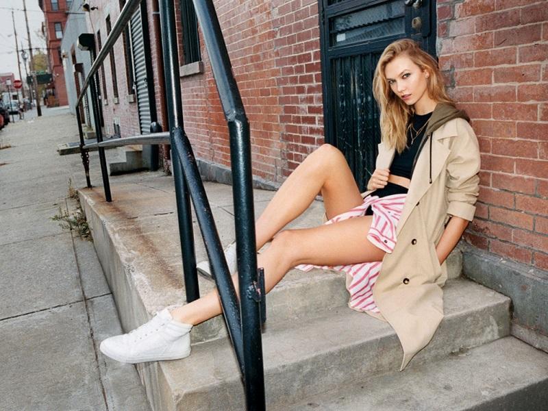 Karlie Kloss x Topshop 7