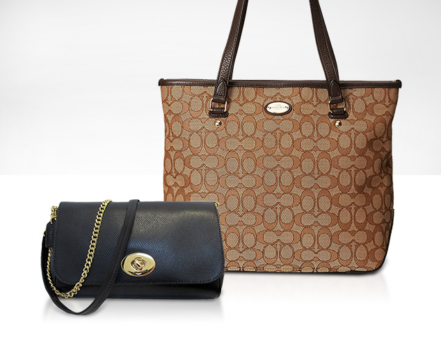 Keep It Classic Handbags feat. Coach at MYHABIT